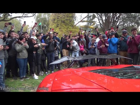 Speed Demons 2019 junto a Meguiar's Chile en Vantage V12