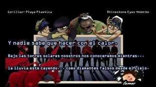 Gorillaz - Rhinestone Eyes Subtitulada correctamente al Español HD