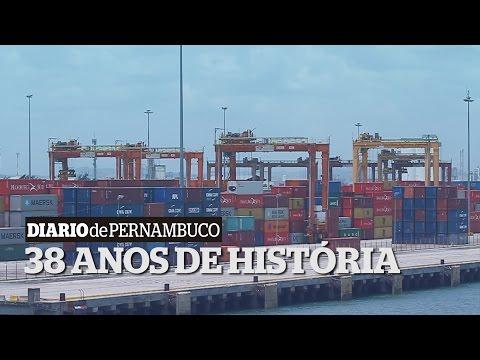 Complexo Industrial Portuário de Suape - 38 anos