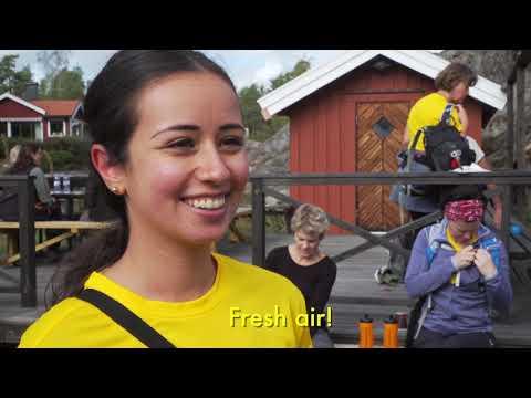 Visit Roslagen presents - Nya Roslagsmarschen 2018 ENG