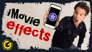 How to make special effects in a video on ipad videos