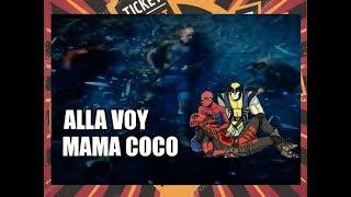 La Muerte de Deadpool 😃😜 escena graciosa | Deadpool 2 (Español Latino)