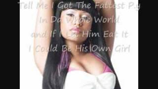 Freaky Girl (ft Gucci Mane)- Nicki Minaj With Lyrics