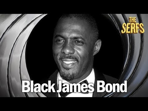 Can James Bond Be Black? - Who will be the next James Bond - #jamesbond #007 #bond #blackbond