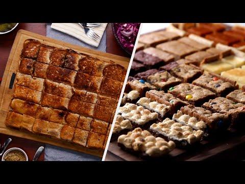 Epic Sheet Pan Party Snacks! ? Tasty Recipes