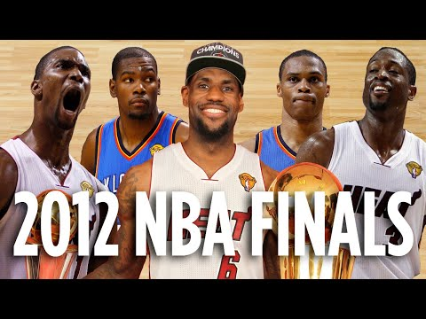 2012 NBA Finals: Heat vs. Thunder in 14 Minutes | NBA Highlights