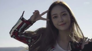 JESSICA (제시카) - Official With Love, J ALBUM JACKET SHOOT Behind The Scenes Video