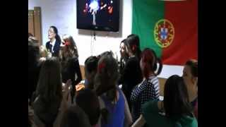 Portuguese evening - dancing and singing
