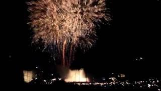 Barcelona - Freddie Mercury (Piromusical 2012)