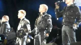 Us Against The World- Westlife Live Croke Park