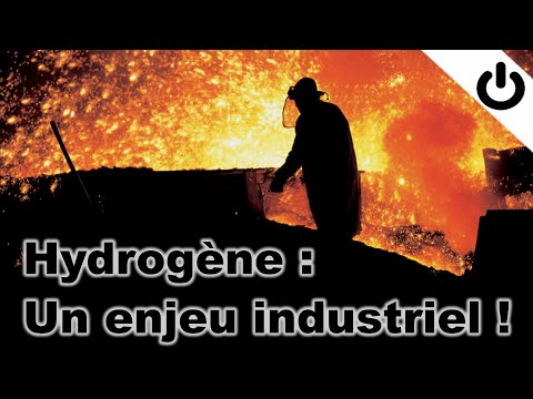 Hydrogène: un enjeu industriel !