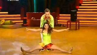 Dancing with the stars GR s01e11_Ματθιλδη & Richard-Freestyle