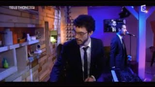 "Employee of the year ""Home"" - C à vous - 05/12/2014"