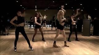"Копия видео ""Bitch Better Have My Money REMIX Rihanna   BLACKPINK Dance Practice MIRRORED"""