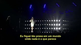 The Weeknd ft Lana Del Rey - Prisoner (Live The Madness Fall Tour) [LEGENDADO/TRADUÇÃO]