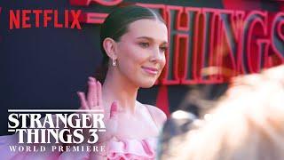 Stranger Looks   Stranger Things 3 Premiere   Netflix