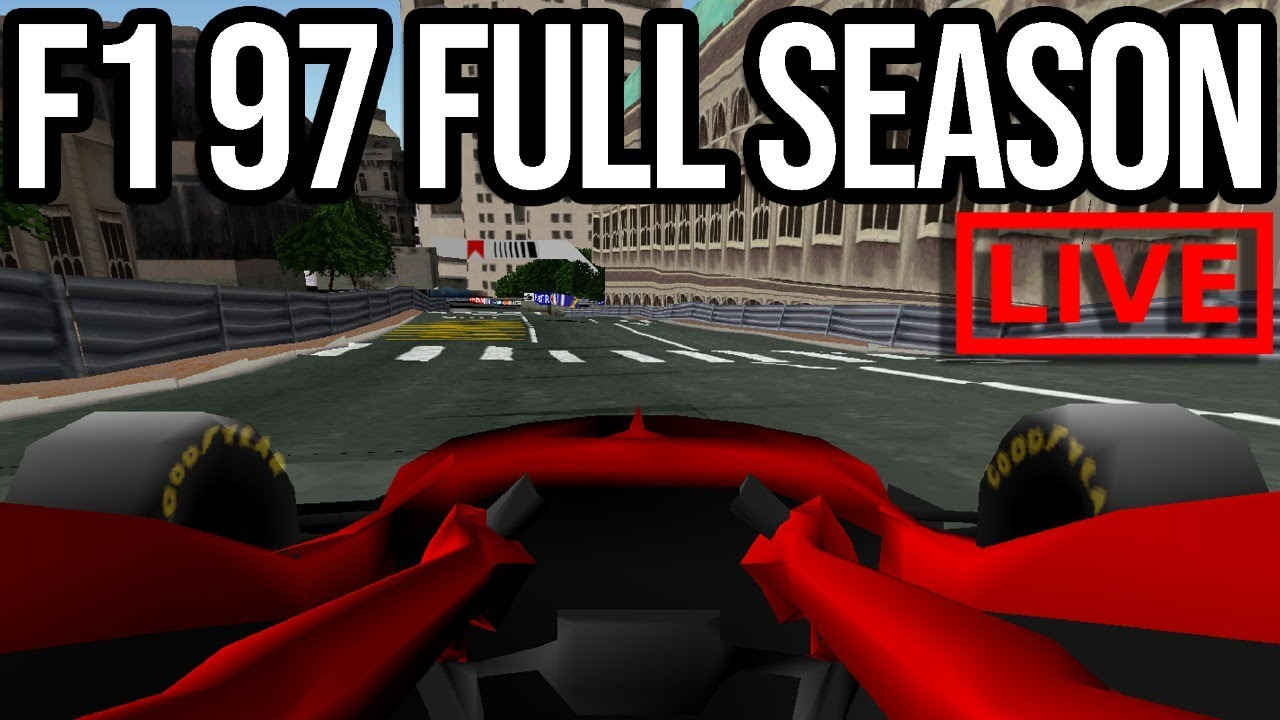 Jimmy Broadbent - Completing a FULL SEASON Of The Best F1 Game Ever Made
