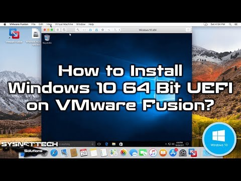 Windows 10 UEFI Setup Video