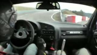 M3 and M5 Drifting the Nurburgring