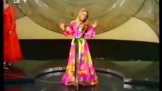Eurovision Portugal 1971- Tonicha - Menina do Alto da Serra
