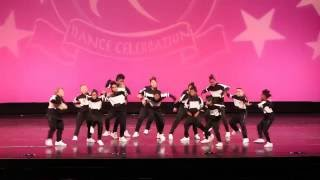 Amazing Kids Hip Hop Dance Crew - J MIX 2016