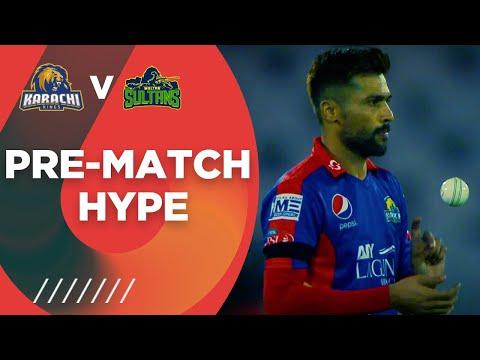 Pre-Match Hype | Karachi Kings vs Multan Sultans | HBL PSL 6 2021 | Match 9 | MG2T