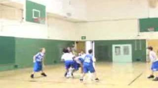 Mattox vs Mattox Part #2 Basketball Highlights