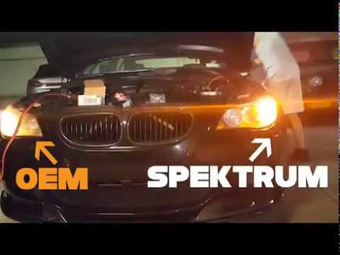 WeissLicht Spektrum LED Turn Signal Bulbs