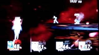 BigSharkZ's textures #3-Vegeta Fox vs. Gocario vs. Yellow Ninjakoopa vs. Chiaotzu!
