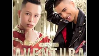 Aventura Official Remix Tomas The Latin Boy Ft  Maluma