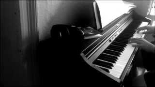 Fairy Tail - Sad theme - Piano/Klavier Cover