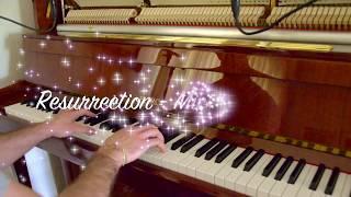 Resurrection   Michael Calfan   Super Saiyan 3D Piano (Sean Tolino Cover) (EPIC)