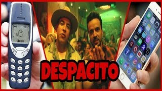 Despacito ( Cover By ByPhone and smart phone keypad)  The song that rocked the world