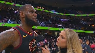 LeBron James Emotional Moment As He Reacts To Death Of Gregg Popovich's Wife (Erin Popovich)