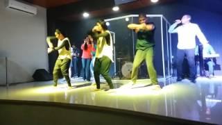 """Coreografia """"Adestra"""" Fernandinho - CelebrArte Dança"""
