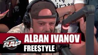 [EXCLU] Alban Ivanov bientôt dans le rap game ? #PlanèteRap
