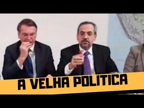 DINHEIRO DA EDUCAÇÃO ALIMENTOU A VELHA POLÍTICA DE BOLSONARO