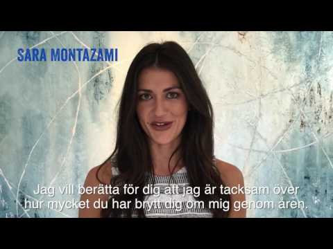 Sara Montazami #morsgrisarna