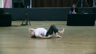 "18 year old dance an UNBELIEVABLE contemporary dance to X Ambassadors ""Unsteady"""