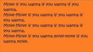 Move If You Wanna-Mims Lyrics!