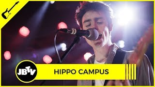 Hippo Campus - Close to Gold  | Live @ JBTV
