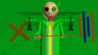 The Hardest Baldi Yet!!! ~ Baldi's Educational Tale