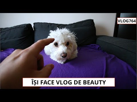 ÎȘI FACE VLOG DE BEAUTY