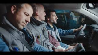 Nuovo Citroën Jumpy – Head Up Display
