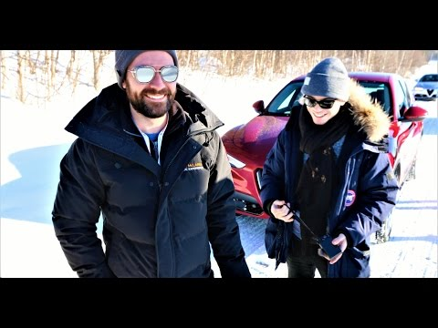OUR ADVENTURES IN LAPLAND! - With MR JWW