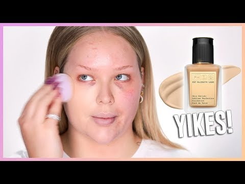 YIKES! The Most Boring 68$ Foundation EVER"""
