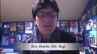 ERIC MARTIN OF MR. BIG JOINS AVANTASIA