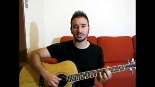 Cucho - Love Yourself (Cover from Justin Bieber)