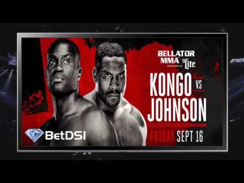 Bellator 161 | Kongo vs Johnson Fight Picks and Predictions