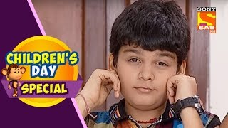 Children's Day Special | No Homework During Vacation | Taarak Mehta Ka Oolta Chashmah width=